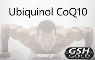 Ubiquinol CoQ10 Benefits GSH Gold