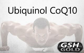 Ubiquinol CoQ10 Benefits GSH Gold