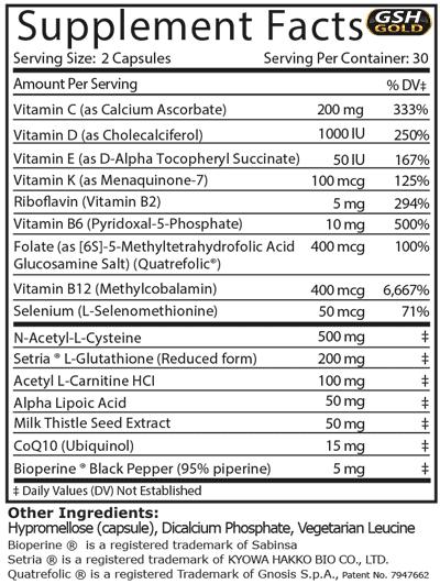 gsh-gold-supplement-facts